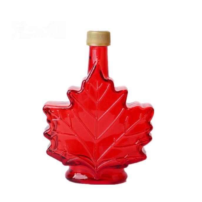 Leaf-Glass-Bottle