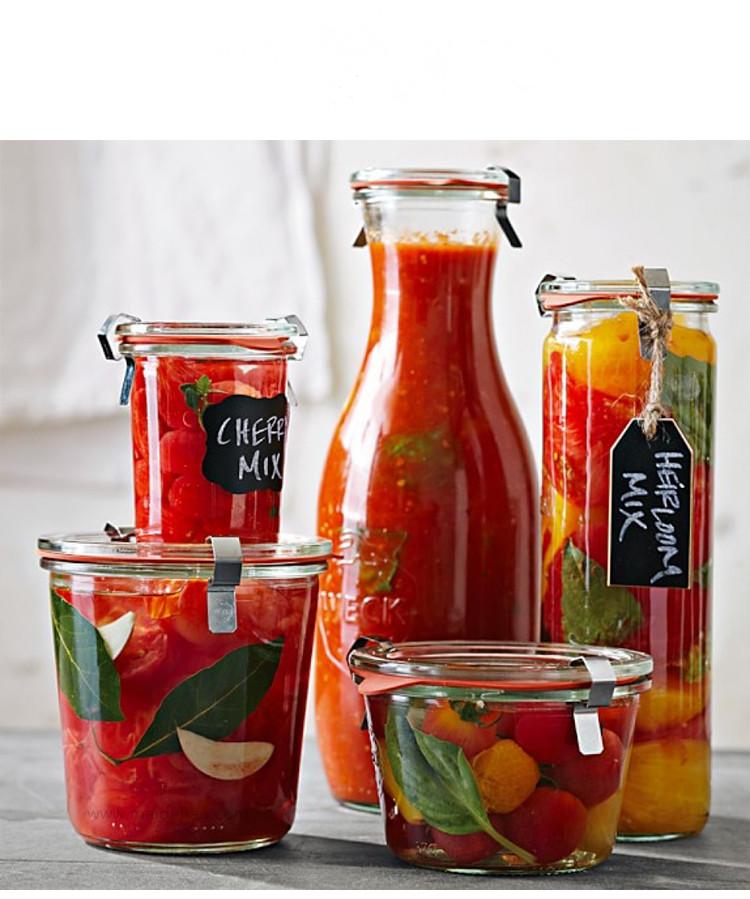 Glass-weck-jar