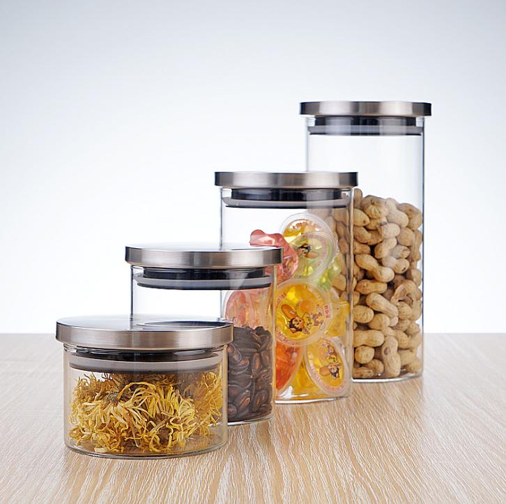 Glass-Storage-Jar