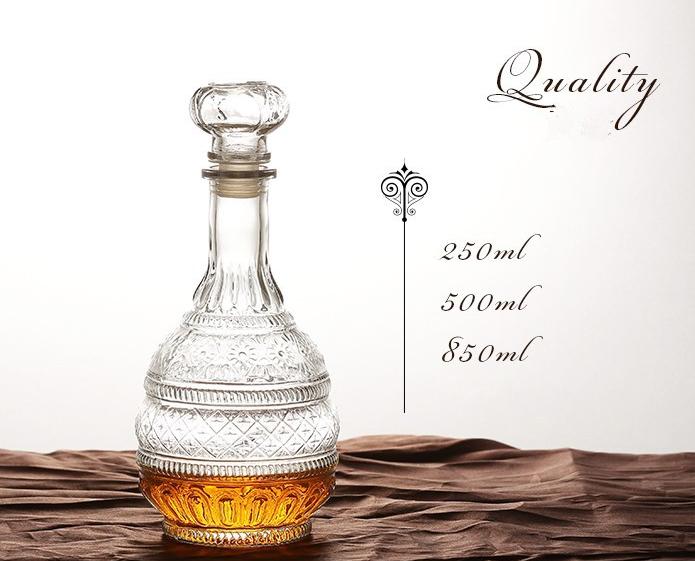 Glass-Decanter-Bottle